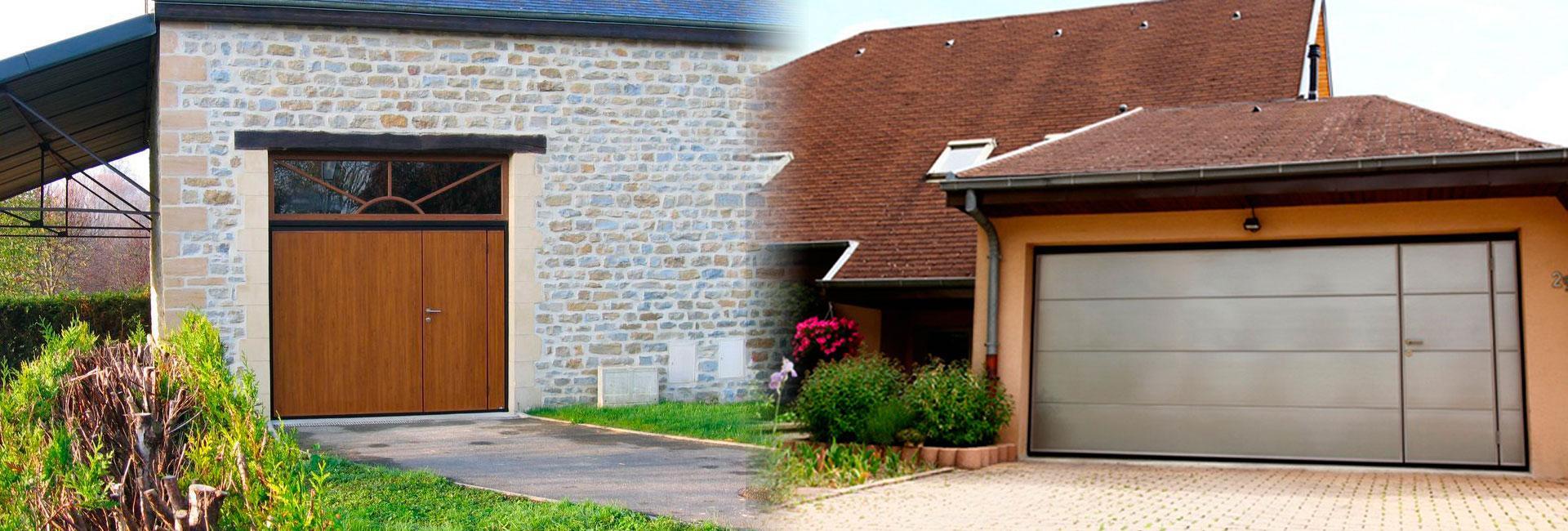 Scf solutions porte de garage for Garage partenaire direct assurance
